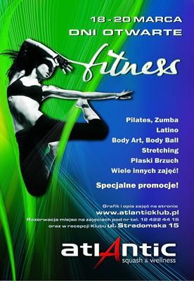 Dni otwarte klub fitness Kraków